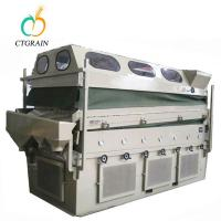 Quality Carbon Steel Gravity Separator Machine 5XZ Series For Seeds Cleaning for sale