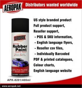 Quality Chemicals Paint / Coating Rubber Liquid Rubber Paint Plasti Dip Spray for sale