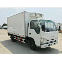 Quality 4 X 2 Light Duty 3 Ton Refrigerator Van Truck Dongfeng Cooling Van Truck for sale
