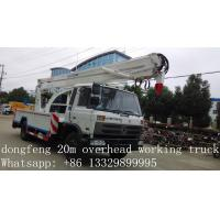 Quality high quality aerial working platform truck for sale for sale