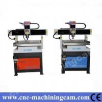 Quality cnc router for metal and non-metal cutting and engraving ZK-6060(600*600*120mm) for sale