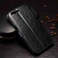 Quality Cell phone leathe[Wallet Stand] [Slim Fit] Heavy Duty Protective t Flip Cover Wallet Case for one plus Five for sale