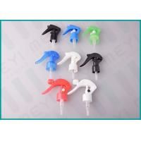 Quality Trigger Plastic Spray Pump24mm / 28mm Multi Color For Car Maintenance Cleaning for sale