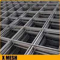 Quality High tensil A 142 concrete reinforcement mesh home depot for construction of wall body for sale