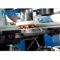 Automatic Stator Lacing Machine ( Stator Coil Lacer ) With PLC Control