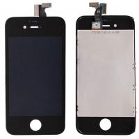 Quality 10pcs/lot For Apple for Iphone 4S Replacement LCD touch screen digitizer assembly LCD Display black or white for sale