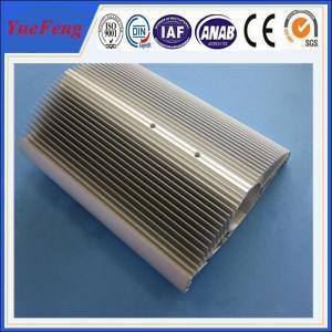 Quality heatsink aluminum profile extruded, aluminium profile for led strip light for sale