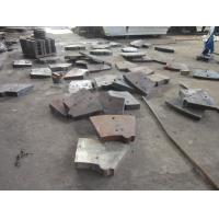 Buy Ni Hard Wear Resistant Casting HRC53 Hardness For Grinding Feldspar at wholesale prices