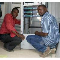 Quality Earth Station Satellite Communication Solution - Nigeria NTA for sale