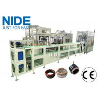 Quality Electric Motor Stator Winding Machine High Efficiency Suitable for Fan Motor Stator Production for sale