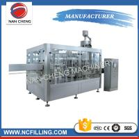 Buy cheap Low price beautiful design manual glass bottle filling machine from wholesalers