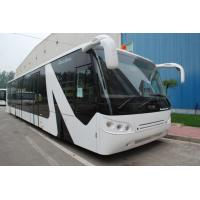 China Durable Airport Passenger Bus Xinfa Airport Equipment With Adjustable Seats on sale