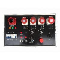 Quality 4 - 8 Channel Motor Chain Hoist Controller Easy Use Safety With Beautiful Appearance for sale