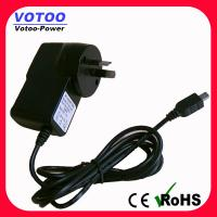 Quality 5V DC 2A switching Power Adapter with EU plug , external ac power adapter for sale