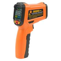 12 Point Handheld Infrared Thermometer Operation Temp -50~800 Degree With Back Light for sale