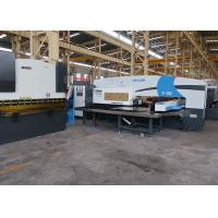 Quality Siemens Electrical CNC Punch Press Machine / Sheet Metal Turret Punch for sale