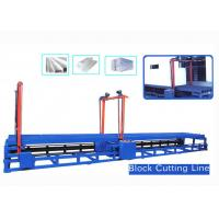 Quality Horizontal Type EPS Block Moulding Machine For Sandwich Panel 11.2kw for sale