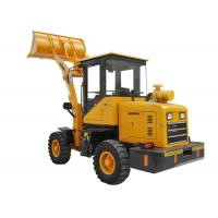 Quality Multifunctional Articulated Front End Loader , Small Payloader 1000kg Rated Load for sale