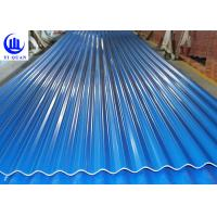 Buy cheap High Strength Anti-corosion Insulation Plastic Roof Instead PVC Roof Tile Industry Building from wholesalers