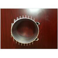 Quality Industry Cylinder AnodiZed Aluminium Extrusion Profile With Motors Housing for sale