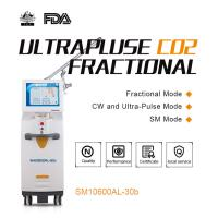 Quality Ultrapulse RF - Excited CO2 Fractional Laser Machine with Vaginal Function for Acne Scar Removal for sale