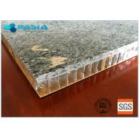 Quality Basalt Honeycomb Stone Panels / Lightweight Stone Panels For Indoor Decoration for sale