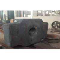 Buy 1950mm Length Alloy Steel Forgings , Pressure Vessel Container Part Forging at wholesale prices