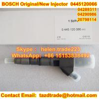 Quality BOSCH Original and New CR Injector 0445120066 / 0 445 120 066 for sale