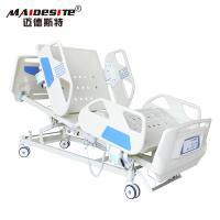 Quality I01 Five Functions Luxury Multi-Function ICU Electric Hospital Bed Load Capacity 250KG for sale