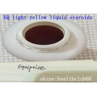 Quality Boldenone Undecylenate Yellow Liquid Equipoise , Bulking Cycle Steroids for sale