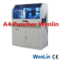China Semi Auto Pvc Credit Card Making Machine 0.3-1.2mm Thickness , High Speed on sale