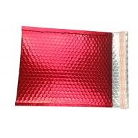 Buy cheap Moisture Proof Colorful Metallic Glamour Bubble Mailers Shipping  Mailing Bags from wholesalers