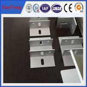 Quality customized anodized industrial aluminium profile manufacture,china aluminium price per ton for sale