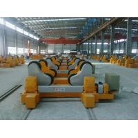 Quality 100ton Conventional Pipe Welding Rotator , Pipe Rotators for Welding for sale
