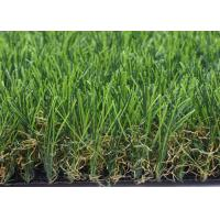 Quality Durable Good Standing Artificial Turf Landscaping 40MM For Apartments 4 tone for sale