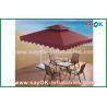 Buy cheap 2.5 * 2.5M Advertising Sun Umbrella Beach Garden Patio Umbrella from wholesalers