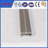 Quality aluminum extruded led heat sink design, heat sink for led for sale