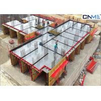 Quality Recycled Construction Material Tunnel Formwork System Steel Plate Face Panel for sale