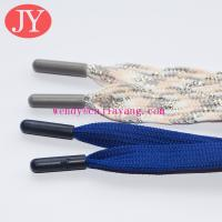 Customized Colors Plastic drawcord Tip Drawcord Cusotmized logo for sale