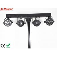 Quality 220V 2 * 10W Led Kaleidoscope Light / Wash Effect Professional Disco Dmx Led Par Cans for sale