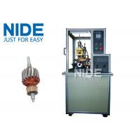 Quality Modular And Precise Armature Commutator Hook Welding and Fusing Machine for sale