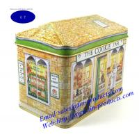 Quality Hot Gift Promotional Box , Gift Food packaging Box , metal Tin Box from China Wholesaler for sale