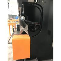Quality 7.5kw 2500mm Multi-Axis CNC Hydraulic Press Brake 100t For Steel Tower / Truck Carriage for sale