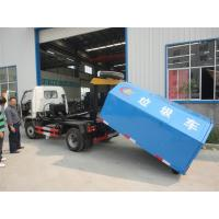 Quality Chang'an hook lifter garbage truck for sale