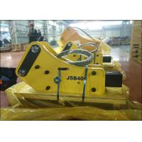 Quality JCB Excavator Rock Breaker Well Heat Treatment Backhoe Loader Type Breaker for sale