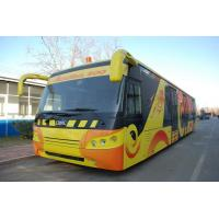 Quality Airport Transfer Bus Diesel Engine Bus With 02 nr Driver Cabin Door A5300 for sale