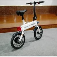 Quality 350W Black Foldable Electric Scooter with 48V 11AH Lithium Battery for sale