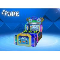 Quality Indoor amusement Coin pusher KABOOM shooting arcade game machine for children for sale