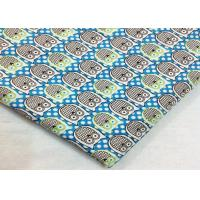 Buy Rotary Screen Printed Colorful Cotton Fabric With Customized Pattern at wholesale prices