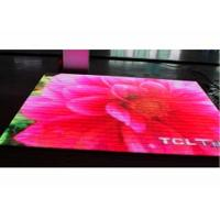 China SMD3528 HD RGB LED Stage Floor / Led Light Up Dance Floor For Night Club on sale